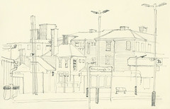 May 8th 2016: The Great Northern Hotel from platform 4