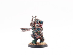 Alpha Legion - Axel - 34 (T'as pas dix ds ?) Tags: chaos lord warhammer40000 gamesworkshop alphalegion chaosspacemarine