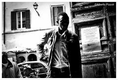 2016-05-01_075938000_80803_iOS (alberto pizzoli) Tags: street city urban blackandwhite italy rome blakandwhite cityscape citylife streetphotography urbanexploration streetphoto urbanscene streetphotobn