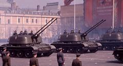 Soviet ZSU-57-2 self-propelled anti-aircraft guns (Bro Pancerna) Tags: soviet guns antiaircraft selfpropelled zsu572