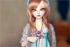 Almost Deri (Einwegherz) Tags: girl slim mini bjd fairyland abjd msd mnf minifee rheia