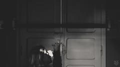 15/52 (Noe Britez) Tags: blackandwhite bw selfportrait blancoynegro self close lock autoretrato bn cerrado autorretrato