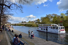 DSC_1718 (18mm & Other Stuff) Tags: uk england river nikon chester gb occasion d7200