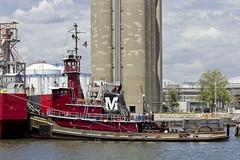 r_160519231_whcedu_a (Mitch Waxman) Tags: newyorkcity newyork tugboat statenisland moran killvankull workingharborcommittee educationtour