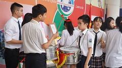 DSC00795 (Nguyen Vu Hung (vuhung)) Tags: school graduation newton grammar 2016 2015 1g1 nguynvkanh kanh 20160524