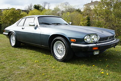 RH view (Pim Stouten) Tags: auto car restore vehicle jag restoration xjs jaguar macchina coup restauratie wagen pkw vhicule