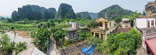 tam coc - vietnam 1