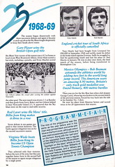 Coventry City vs Luton Town - 1991 - Page 14 (The Sky Strikers) Tags: road city blue sky magazine one town official division coventry pound peugeot league luton barclays highfield matchday