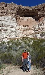 Montezuma Castle NM - Arizona