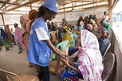 UN Women Humanitarian Work with Refugees in Cameroon (UN Women Gallery) Tags: refugee humanitarian cameroon cameroun empowerment wps 1325 safespace centralafricanrepublic genderequality unwomen onufemmes planet5050