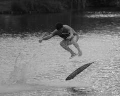 TNS- Sesquière (31) (FloLfp) Tags: water sport pentax lac wakeboard toulouse 31 tns wakeskate sesquiere