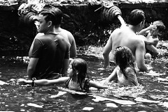 Holy (Mango*Photography) Tags: pictures street people bali white black water indonesia temple photography bath photographer expression images holy wash strong emotional tirta empul powerful giulia bergonzoni