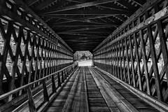 Four Out Of Six Sides Agree (axi11a) Tags: park bridge atlanta mountain lake stone ga island wooden atl tunnel tip covered coveredbridge stonemountain lattice oconee indianisland