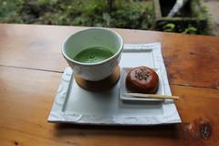 IMG_5791.jpg (Christian Kaden) Tags: japan tea matcha teahouse kyushu chawan wagashi  schale    shimabara teehaus   ssigkeit prfekturnagasaki hayamegawa