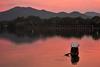 IMG_V7828C (HL's Photo) Tags: china sunset lake landscape boat boating 夕陽 mountainview lakeview reflexions 西湖 杭州 mv hanzhou 夕照 黃昏 湖景 duskview