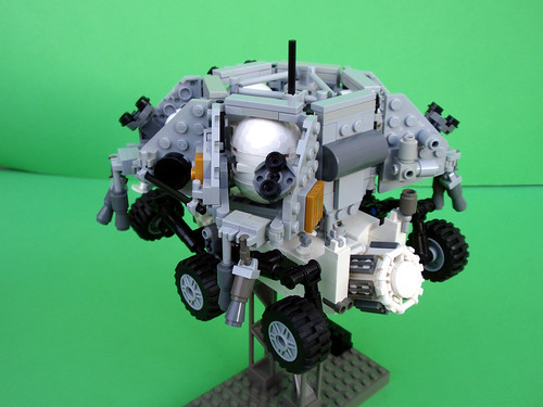 mars lego ds rover nasa curiosity jpl msl pdv marssciencelaboratory descentstage powereddescentvehicle