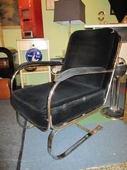 Black Velvet Springer Chair (Mod Livin') Tags: modern vintage design furniture danish eames midcenturymodern midcentury teak madmen heywoodwakefield selig risom midmod johnkeal