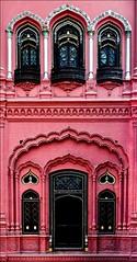 Omar Hayat Palace (2 of 46) (ShaukatNiazi) Tags: pakistan building history architecture woodwork nikon islam palace mosque punjab islamic ppa chiniot shaukat niazi d7000