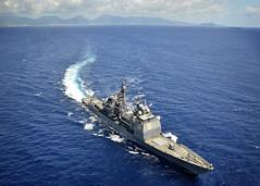 120326-N-RI884-150 (U.S. Pacific Fleet) Tags: usa hawaii pearlharbor hi chosin uspacificfleet cg65 pacflt
