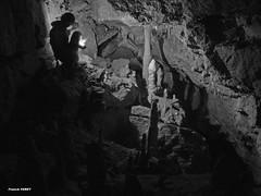 Ambiance et concrétion dans la grotte de la Pouge Blanche Saraz (francky25) Tags: de la blanche et dans grotte ambiance doubs comté franche saraz concrétion pouge
