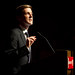 Facebook co-founder Chris Hughes presented the Harrelson Lecture in Stewart Theater following the 125th celebration.