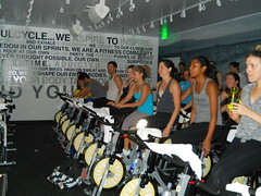SoulCycle Event 3/31/12