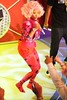 Nicki Minaj and Guests host a 2 hour special on BET at 106 and Park New York City, USA