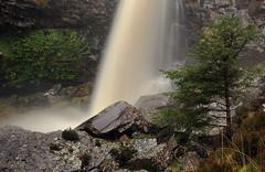 Nant Lluest 9343cr (kgvuk) Tags: water southwales river stream waterfalls treherbert rhondda blaencwm penpych rhonddafawr nantlluest