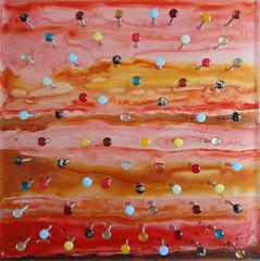 Perception series: Spice/Ardor/Fervor (12inch) (avaDarlene) Tags: hot art fire lava interiors mood cinnamon spice warmth heat passion data senses reds information cardamom sensors perceptions ardor fervor