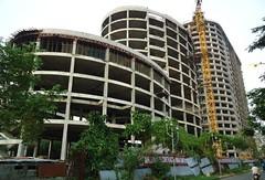 Videocon E-Habitat, Nabadiganta (seaview99) Tags: india building construction saltlake kolkata calcutta westbengal nabadiganta sectorv