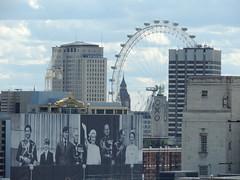 Layered London -Southbank (P'ptje) Tags: england london rooftops layeredlondon