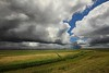 spectacle (D.Reichardt) Tags: storm weather clouds wow germany landscape europe wideangle dike conditions spectacle notherngermany flickraward mygearandme