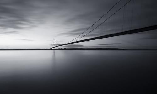 Humber Bridge Sunrise.