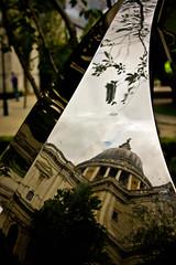 St. Pauls Reflected (mike_murray) Tags: reflection london st pauls reflected