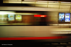Next Stop: Moyua (Iker Merodio | Photography) Tags: metro country bilbao bizkaia basque euskadi biscay moyua