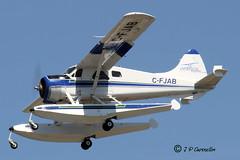 C-FJAB  |  De Havilland  |  DHC-2  Beaver  MK I  |    MONTREAL  |  YUL   |  CYUL (J P Gosselin) Tags: cfjab dehavilland dhc2beavermki dhc2beaver dhc2mki hydravionaventure montreal yul cyul canoneosrebelt2i canoneos7d canon7d canon 7d eos7d canoneos eos quebec canada aircraft airplane airport avion trudeau aéroport dorval rebel t2i petrudeauinternationalairport aéroportinternationalpetrudeau petrudeau montréal québec ph:camera=canon propblur flickr