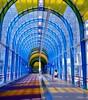 mandela brug (zoetnet) Tags: bridge holland glass architecture thenetherlands zoetermeer brug mandela mandelabrug