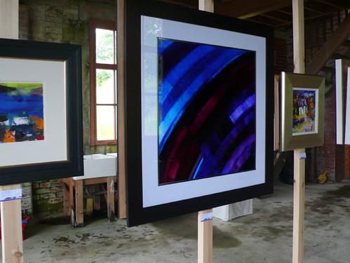 Tignabruaich Gallery at cCol Ruadh
