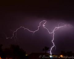 Lightning I (Arizphotodude) Tags: longexposure nightphotography arizona night nikon desert az gilbert lightning nikkor 2012 ariz gilbertaz d7k d7000 nikond7000 brucewolke