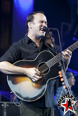 Dave Matthews performs at DTE Energy Center in Clarkston, MI on July 10th 2012