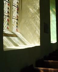 (slatebluesky) Tags: light shadow england church norfolk warmth