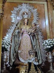 Ntra Sra del Rosario (Cofradeus) Tags: espaa sevilla maria jesus rosario turismo madre semanasanta