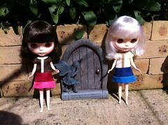 Fairy Garden Girls