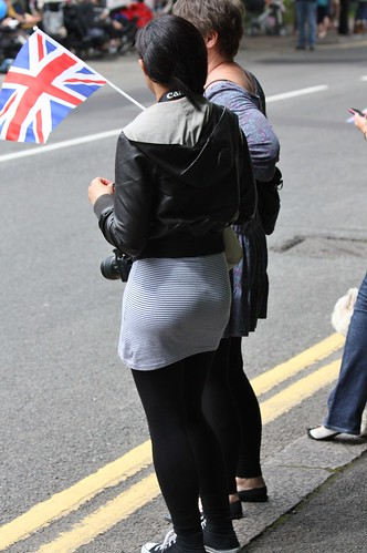 Candid skirt pics