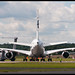 Airbus Heavyweights Together, A380 and A400M