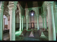 amazing architecture at the Saadian Tombs in Marrakech, Morocco (jitenshaman) Tags: africa travel architecture design islam traditional tomb craft architect morocco moorish marrakech destination marrakesh moor tombs artisan craftsmanship saadian worldlocations