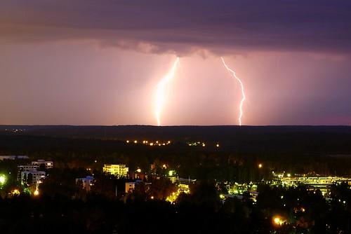 Helsinki Lightning