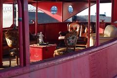 Lightship, NDSM, Amsterdam (Forest Pines) Tags: netherlands nederland holland northholland noordholland amsterdam northamsterdam amsterdamnoord ndsm ship boat lightship armchair sofa