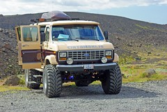 Svnafellsjkull (Islande) (PierreG_09) Tags: iceland islandia 4x4 voiture islande skaftafell vhicule svnafellsjkull parcnationaldeskaftafell