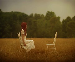The Facing (Patty Maher) Tags: me field self chair p